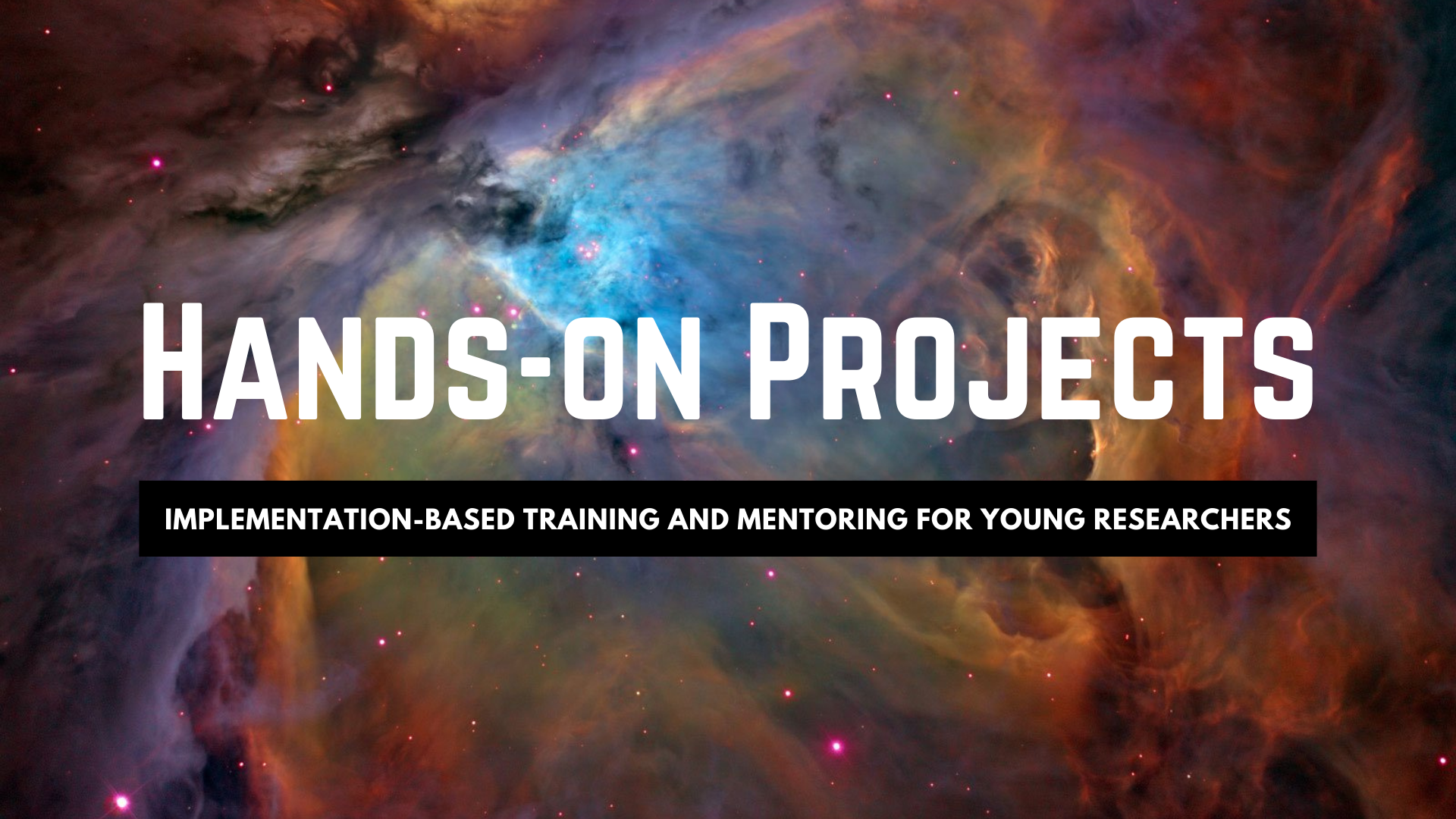 Hands-On Research Project