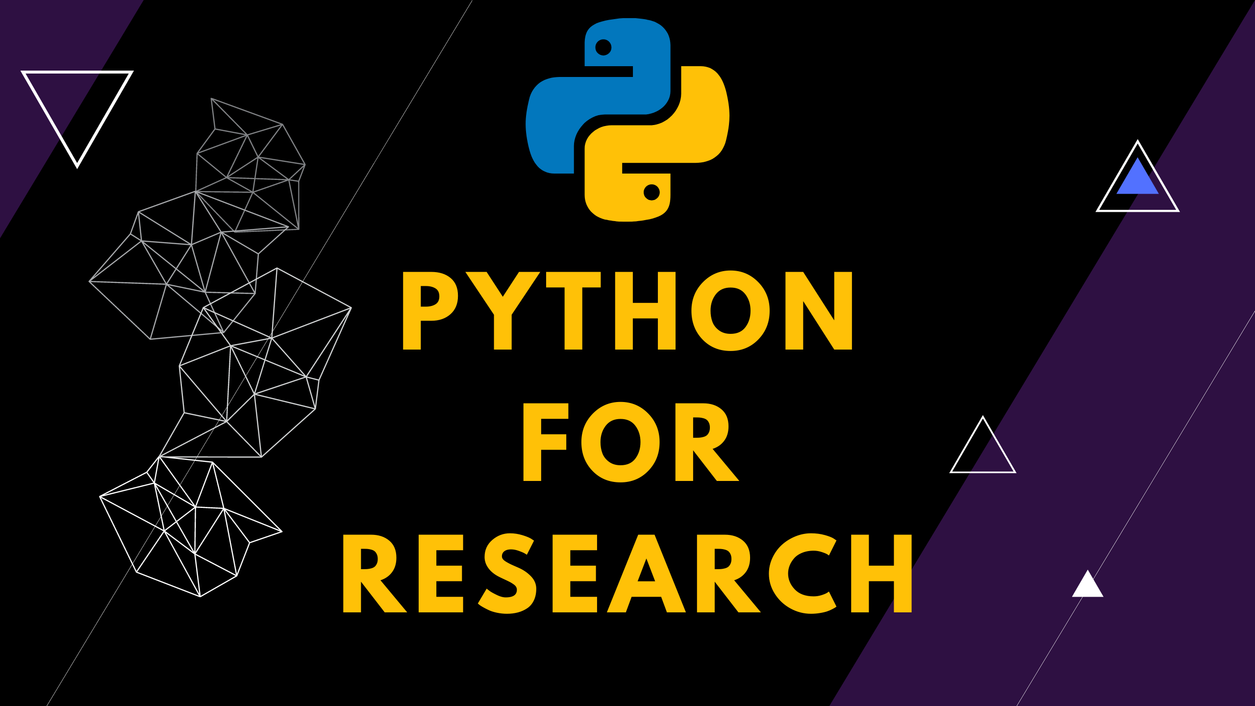 Python for Research